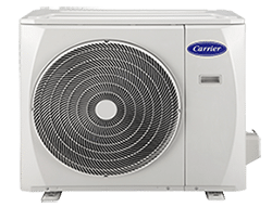 air conditioner - front view 3