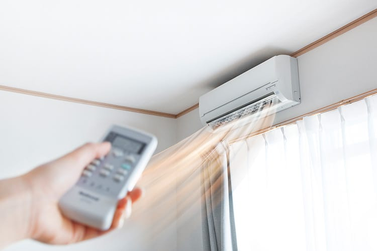 why choose reverse cycle split system air conditioners